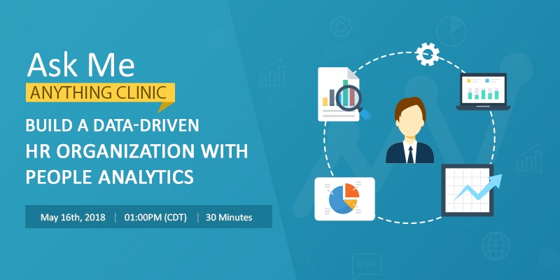 1.Build a data-driven HR organization with People Analytics