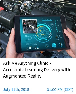 Accelerate Learning Delivery with Augmented Reality (1)