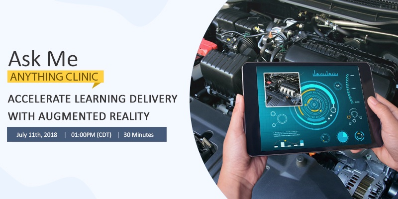 Accelerate learning delivery with Augmented Reality-3