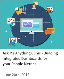 Building Integrated Dashboards for your People Metrics