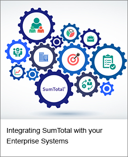 Integrating SumTotal with your