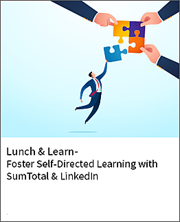 Foster Self-Directed Learning with SumTotal & LinkedIn_TMBB