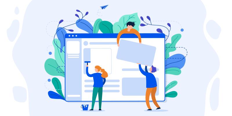 E-Learning UI and Design