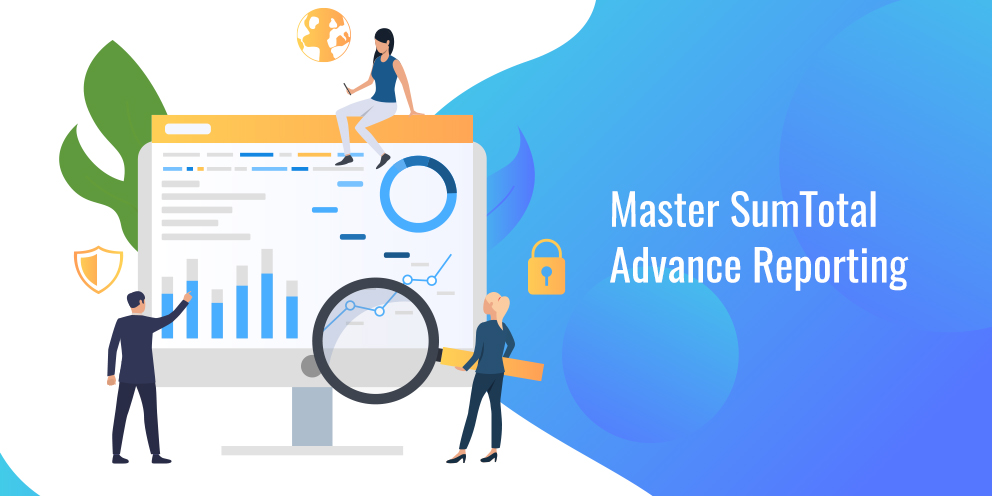 Master in Sumtotal advance reporting