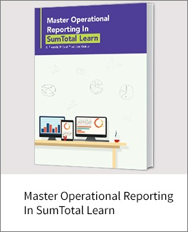G19_Master Operational Reporting In SumTotal Learn_Resource page