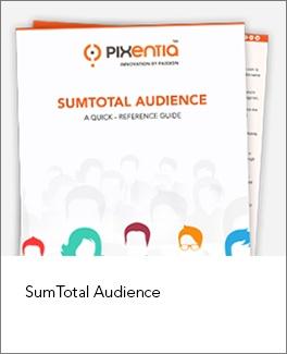 SumTotal-Audience