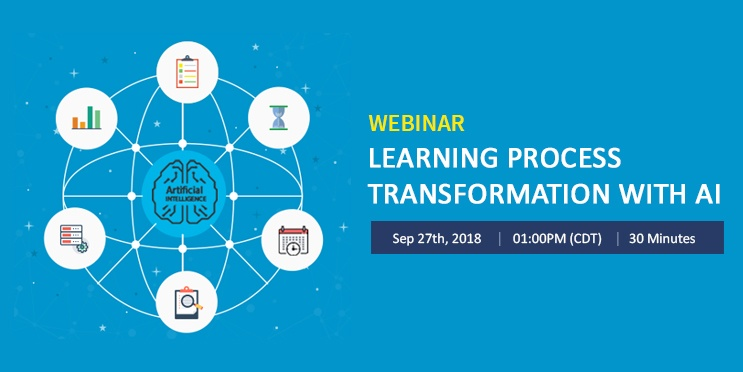 Learning Process Transformation with AI