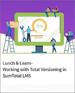 Sumtotal Versioning_tmb