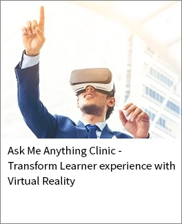 Transform Learner experience with Virtual Reality-1