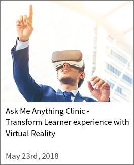 Transform Learner experience with Virtual Reality