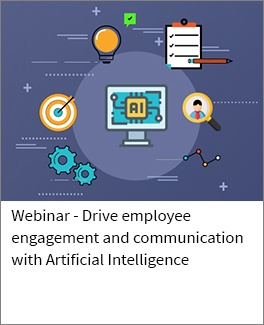 Webinar-Drive employee engagement and communication with Artificial Intelligence_Tmbn
