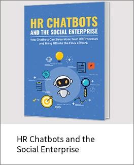 HR Chatbots and the Social EnterpriseThumbnail