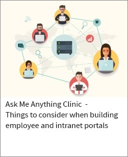 Things to consider employee intranet portals