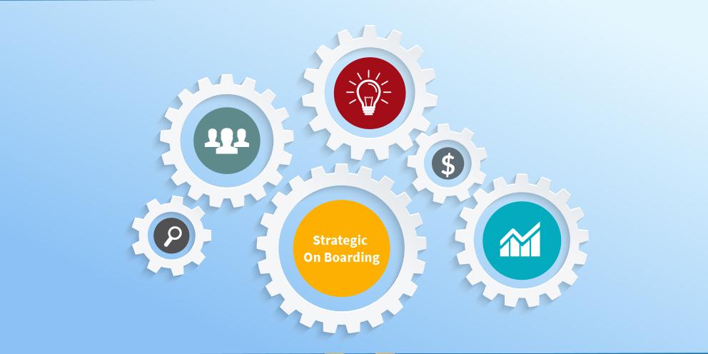 Strategic On Boarding to Retain Right Talent