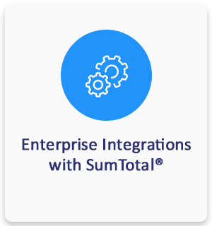 Enterprise Integrations with Sumtotal